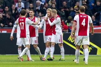 source photo: twitter Ajax