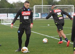 Napoli - Europa League: Ancelotti pensa al turnover contro lo Zurigo