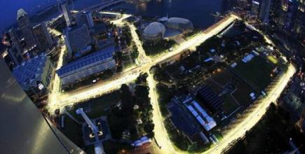 Singapore Night Fever