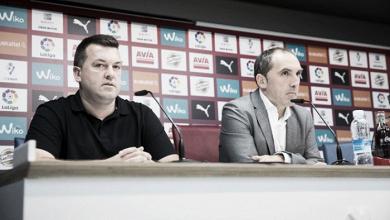 Arkaitz Lakanbra deja de ser entrenador del CD Vitoria