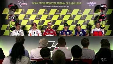 """MotoGp, GP Catalunya - Rossi: """"Sto bene, voglio il podio"""""""