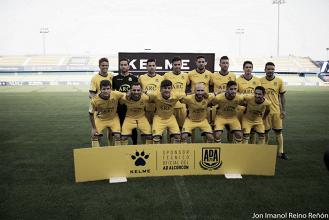 La AD Alcorcón presentó sus camisetas con Kelme y sus 14 nuevos fichajes
