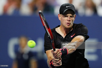 US Open 2017: Edmund though as Zverev and Kyrgios crash out