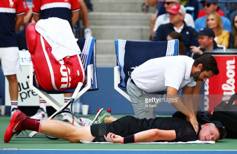 US Open 2017: Injured Edmund bows out to Shapovalov