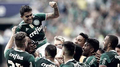 Com sequência de quatro jogos difíceis, Palmeiras terá que mostrarforça de seu elenco