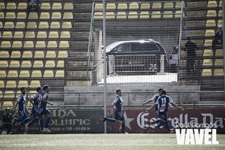 Fotos e imágenes del Sant Andreu 2-3 Alcoyano, 27ª jornada de 2ª División B Grupo III