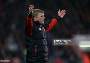 Eddie Howe delighted with the Cherries ability to bounce back after their victory against Leicester