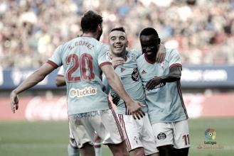 Resumen Celta 3-3 Girona en La Liga 2017