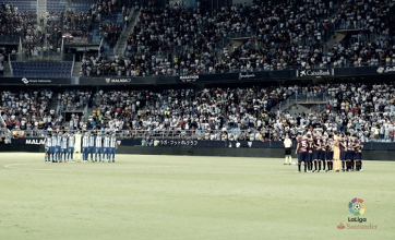 Historia SD Eibar - Málaga CF
