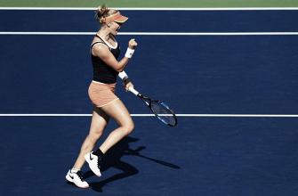 WTA Cincinnati: Ekaterina Makarova strolls to comfortable victory over Barbora Strycova