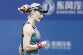WTA Beijing: Ekaterina Makarova strolls to win over Jennifer Brady