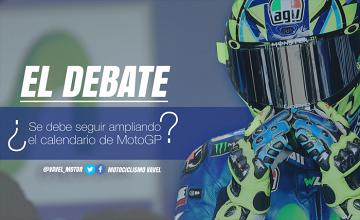 El debate: ¿debe seguir ampliándose el calendario de MotoGP?