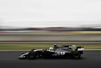 Haas se prepara para el GP de Hungría 2017