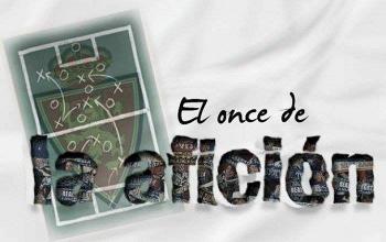 El once de la afición zaragocista: jornada 24