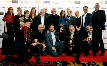 'Isabel' corona a TVE en los Premios Iris 2015