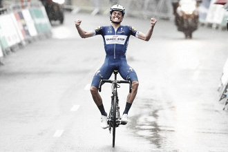 Giro dei Paesi Baschi, Mas vince l'ultima tappa. Roglic si aggiudica la corsa