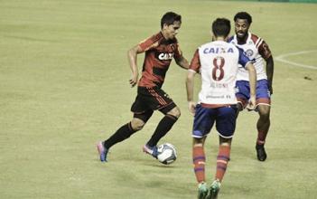 Em jogo equilibrado, Sport e Bahia empatam no primeiro jogo da final do Nordestão