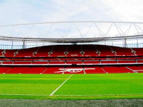 Arsenal's Emirates Stadium.