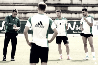 """Alexis: """"Trataremos de lograr un buen resultado"""""""
