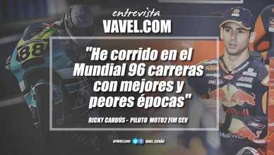 """Entrevista. RickyCardús: """"La clave de siempre acabar en el podio fue el equipo"""""""
