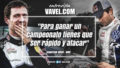 """Entrevista. Sébastien Ogier: """"Para ganar un Campeonato tienes que ser rápido y atacar"""""""