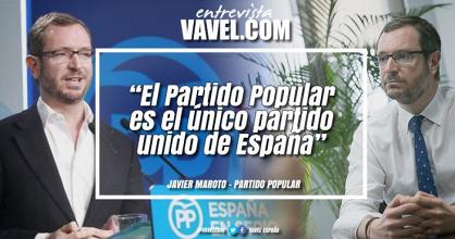 """Entrevista a Javier Maroto: """"Hay yihadistas cobrando ayudas sociales del Estado"""""""