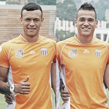 Jorge Betancur y Oliver Fula son los nuevos refuerzos naranjas
