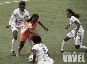 Huila dio la sorpresa y eliminó a Envigado de la Liga Águila Femenina