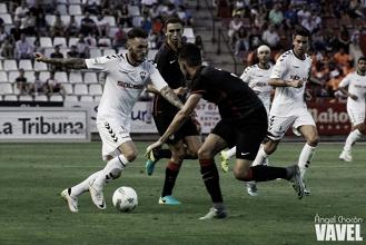 Fotos e imágenes del Albacete Balompié 0-0 Bilbao Athletic