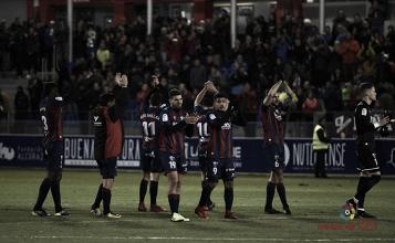 ¿Qué le pasa a la SD Huesca?
