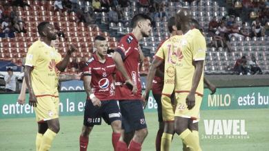 """Rodrigo Erramuspe: """"Fue una prueba de personalidad enfrentar 45 minutos con un jugador menos"""""""