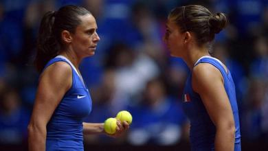 Rio 2016 - Live Tennis, Doppio Femminile: fuori Errani e Vinci, in semifinale Safarova e Strycova (1-2)