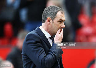 Paul Clement accuses Marcus Rashford of deceiving the referee in Swansea City's draw with Manchester United
