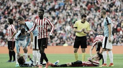 Estrada Fernández: estadísticas favorables para Atlético y Athletic