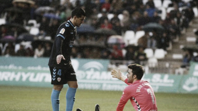 El Lugo vuelve a las andadas y se ve superado por un Córdoba que sueña con la permanencia
