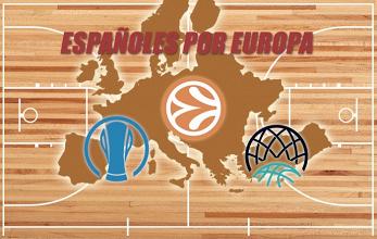 Semana nefasta en Europa para los equipos españoles