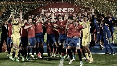 España sub-17, campeona de Europa de manera épica