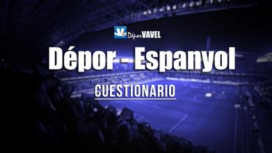 Encuesta VAVEL: RC Deportivo - RCD Espanyol