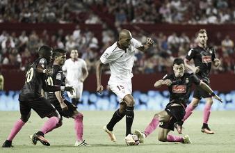 Resumen Sevilla 1 - 1 Espanyol en La Liga 2017