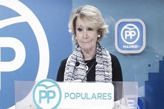Esperanza Aguirre, 33 años dedicados a la... ¿(des)política?