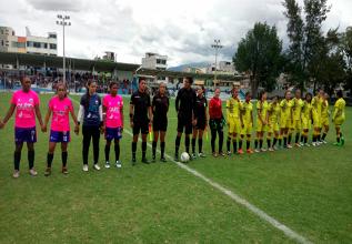 Fútbol Femenino: a prepararse para la final