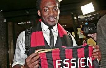 OFFICIEL : Essien s'engage à Milan