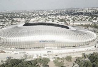 El Estadio BBVA cumple su segundo aniversario