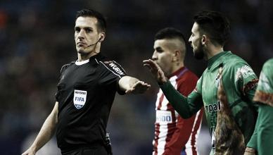 Estrada Fernández arbitrará el Valencia CF vs Sevilla FC