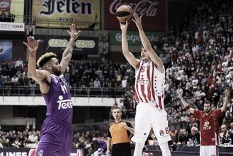 Naufragio blanco y lesión de Doncic en Belgrado