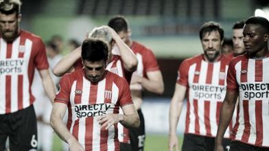 Estudiantes finiquitó su participación en la Sudamericana