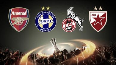 Rivales con historia para el Arsenal en la UEFA Europa League