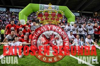 Guía VAVEL Cultural Leonesa 2017/18: un título en Segunda División