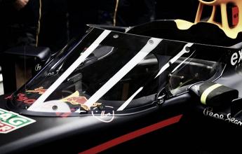 'El Escudo', principal novedad en Silverstone