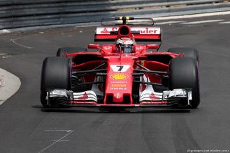 F1, GP Monaco - La Ferrari monopolizza la prima fila